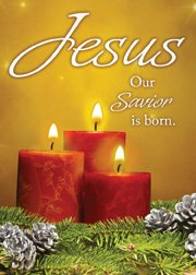 Our Savior Is Born - Boxed Greeting Cards - Christmas - KJV Scripture