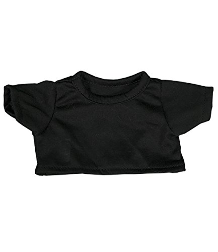 Black T-Shirt Fits Most 8