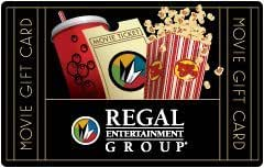 Regal Entertainment Group Gift Card Collection