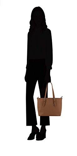 Khaki hombro in Vanessa mujer amp; marrón Marrón Taupe G1789KI para caqui Melissa Grau Erhältlich Grün Braun al Bolso qIRfw8r7I