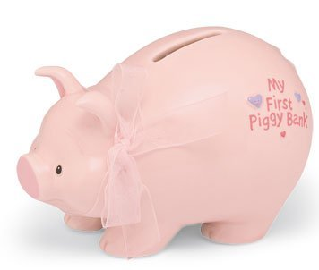 Baby Gund Piggy Bank