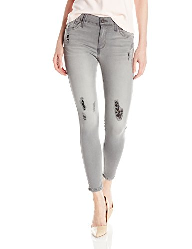 James Jeans Women's James Twiggy 5-Pocket Ankle Legging Jean in Goddess, 27