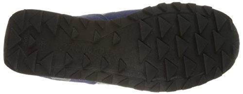 Saucony Originaler Mænds Skygge Oprindelige Sneaker Marine / Grå Z62rwy0