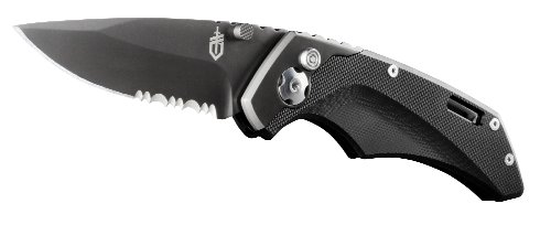 Gerber Contrast Assisted Serrated 30 000784