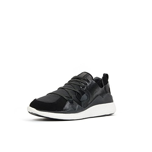Adidas Donne Y-3 Femme Spinta Pizzo Nero S83285 / Bianco