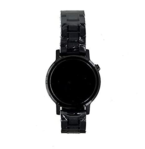 Motorola Moto 360 (2nd Gen) Mens 42mm Smartwatch - 20mm Metal Band - Black