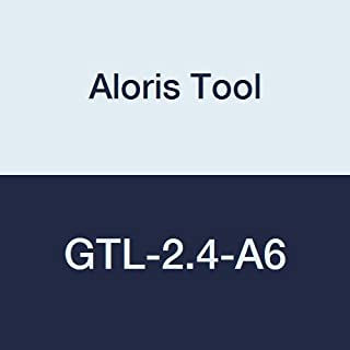 product image for Aloris Tool GTL-2.4-A6 GT Style Wedge-Grip Carbide Cut-Off Insert