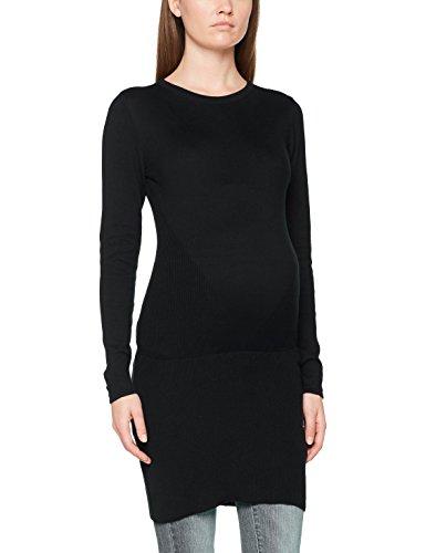 Blu 486 Ls Esprit Blue night Maternity Vestito Knit Donna Tunic Premaman 0qfqvH7w