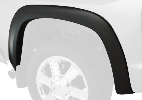 Bushwacker 30038-02 OE Style Black Rear Fender Flare - Pair