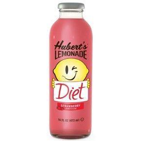 Amazon Com Hubert S Diet Strawberry Lemonade 12 Pack Grocery