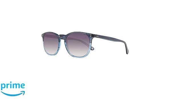 Hackett London HSB83860452 Gafas de Sol, Azul, 52 para ...