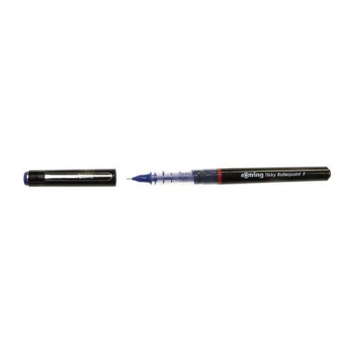 rotring Tintenroller Tikky Rollerpoint F, blau