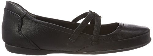 Jane Tozzi Marco Mary 24224 black Donna Nero Antic patan