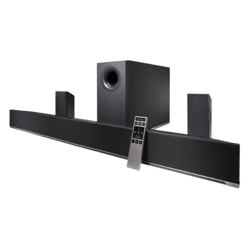 Vizio 5.1 Home Theater Sound Bar with Subwoofer and Satellite Speakers, 42 - Inch