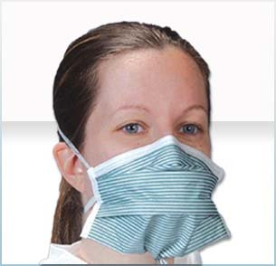 N95 Particulate Respirator, NIOSH Approved Case of 210 6 boxes, 35/bx Alpha ProTech sku 695