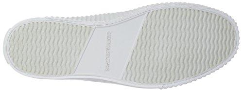 Calvin 000 Uomo Ginnastica Klein Nappa SmoothScarpe Basse Iaco Da Biancowhite 5cARL4jq3