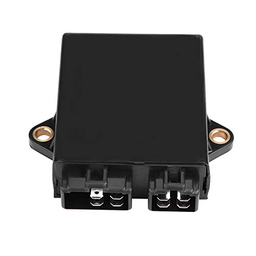 Black CDI Box Ignition Control Unit CDI Ignition Control Box for Yamaha Virago XV125 XV250 V-Star 250cc 4RF-82305-00