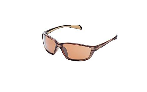 Native Eyewear Kodiak Polarized Sunglasses, Wood ()