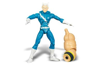 Marvel Legends Series 17 (Hasbro Series 2) Action Figure Quicksilver