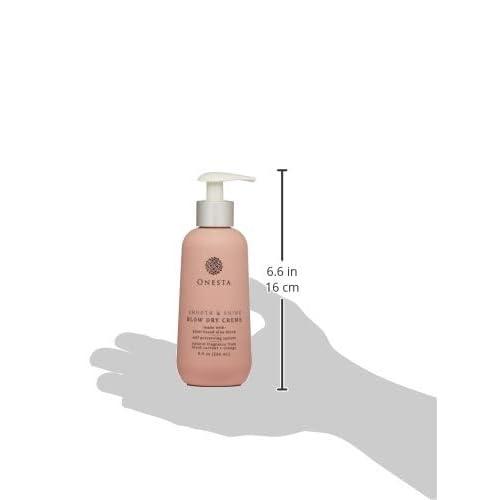 Onesta Hair Care Smooth & Shine Blow Dry Crème, 8 oz.
