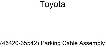 トヨタ純正部品 - ケーブルアセンブリ、駐車場 (46420-35542)