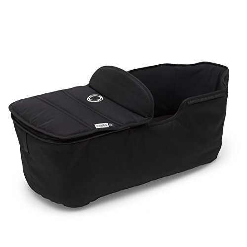 Bugaboo Fox Bassinet Tailored Fabric Set in Black