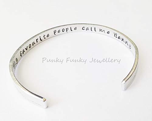 Hidden Message Bracelet 10th Anniversary Personalised Cuff Bracelet Quote Metal Cuff Bracelet Customised Bangle Gift For Friend