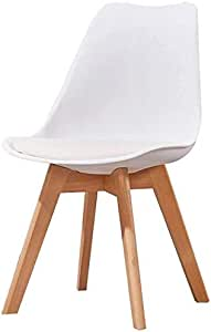 Amazon.com : Office chair Mch Plastic Chair, Nordic Lazy