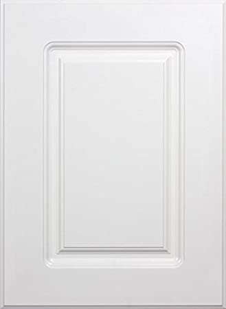 Cabinet Doors N More 13 Quot X 28 Quot White Rtf Raised Square Panel