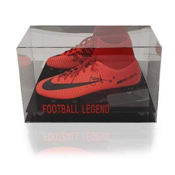 Nike Mercurial Fußballschuh Fußballschuh Fußballschuh Naby Keita, handsigniert, Rot b0af33