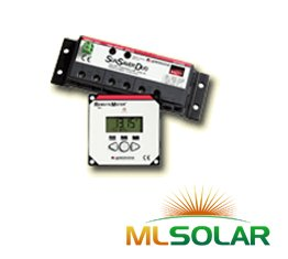 MorningStar SunSaver Duo SSD-25RM with Remote Meter by Morningstar