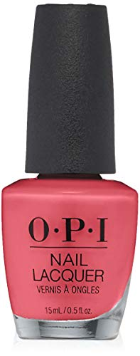 - OPI Nail Lacquer, Strawberry Margarita, 0.5 Fl Oz