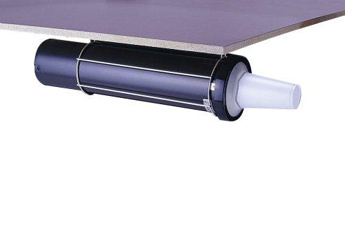 San Jamar C2210SM EZ-Fit Cup Dispenser 18-Inch Surface Mount (Ez Dispenser Fit Cup)