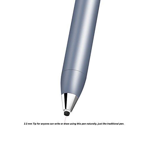 Pendorra - Active Fine Point Precision Stylus Pen Drawing Pencil (Grey) by Pendorra (Image #3)