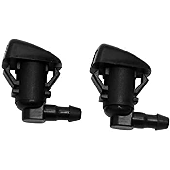 Amazon Com 2windscreen Washer Jet Water Spray Nozzle For