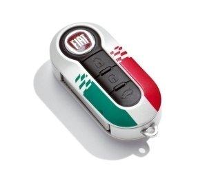 Genuine New Fiat 500 Key Cover Italy
