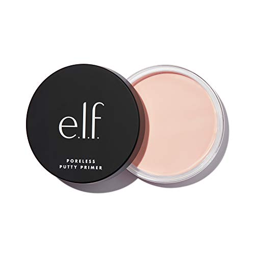 e.l.f. Poreless Putty Primer, Silky, Skin-Perfecting, Lightweight, Long Lasting, Smooths, Hydrates, Minimizes Pores…