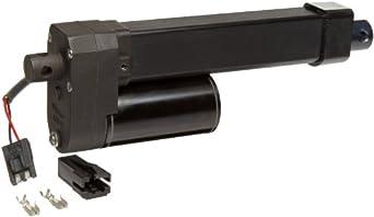 """Warner Linear M1-D024-0100-A04-LN 4"""" Stroke Length Light Duty Actuator"""
