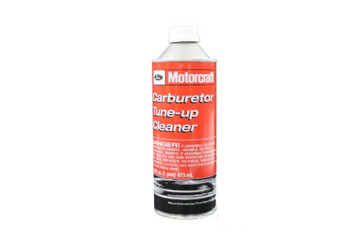 Genuine Ford Fluid PM-3 Carburetor Tune-Up Cleaner - 16 fl. oz. image