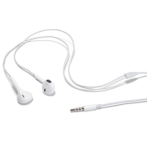 Earpods, Earbuds, Earphones with Remote and