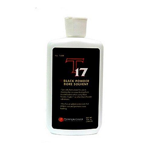 Thompson Center Accessories T17 Accessories Bore Solvent 8oz Bottle 31007488 by Thompson Center