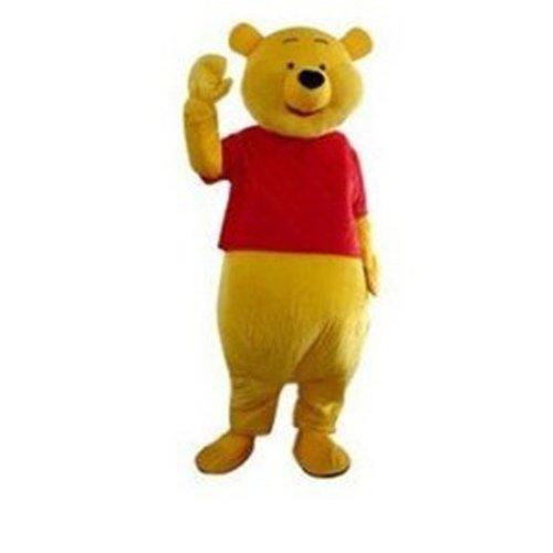 Winnie the Pooh Cartoon Character Mascot Costume