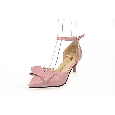 FYios US8 Women'sHeels Dress Buckle Sequin EU39 Evening Wedding amp; Shoes Glitter Platform UK6 Club CN39 Casual Spring Summer Party rrnwdBqZ6