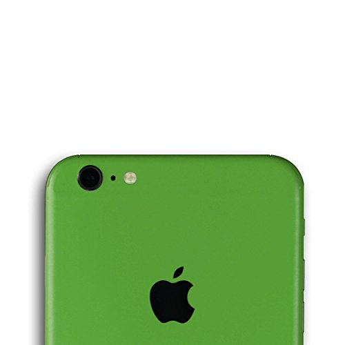 appskins anteriore iPhone 6S Plus color Edition Green