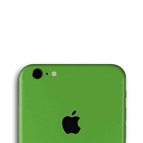 AppSkins Folien-Set iPhone 6s PLUS Color Edition green