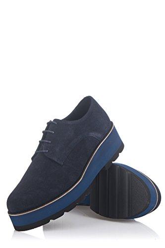 Zapatos azul marino Laura Moretti para mujer Entrega rápida jzs4VDotv