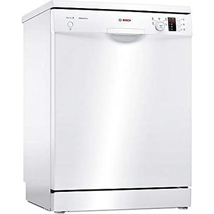 Bosch Serie 2 SMS25FW07E lavavajilla Independiente 14 cubiertos A ...