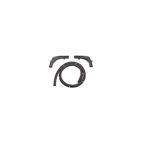 Eckler's Premier Quality Products 33179504 Camaro Convertible Top Header Weatherstrip Set