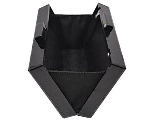 WenL Acrylique Noir Rectangulaire WenL Dîner Dîner 504zqx