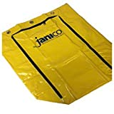 Janico Inc Janitor Housekeeping Utility Cart, Replacement Vinyl Bag, Caddy Box (Replacement Vinyl Bag)